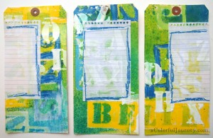 A Colorful Free Workshop: Use Your Words with Carolyn Dube